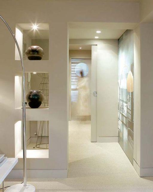 Drywall em residências